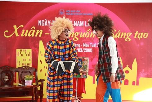 제16회 베트남 시가의 날 개막 - ảnh 2