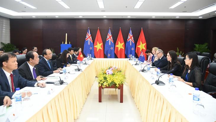 베트남과 뉴질랜드 관계, 새 동력 창출 - ảnh 1