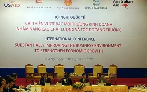 베트남의 사업환경과 경쟁력 지속적으로 개선 - ảnh 1