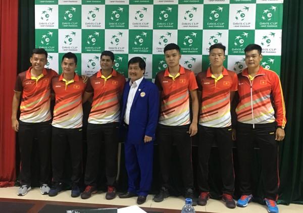베트남 2018 Davis Cup 국제 테니스대회 호스트 - ảnh 1