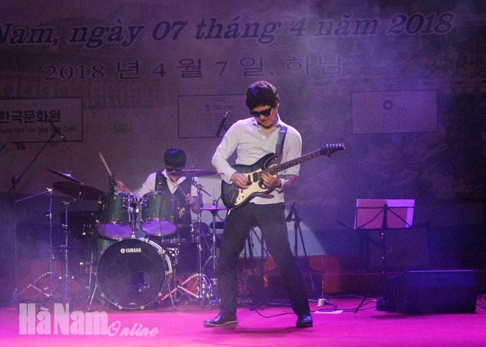 Ha Nam성, 한국문화의날 예술 프로그램 - ảnh 1