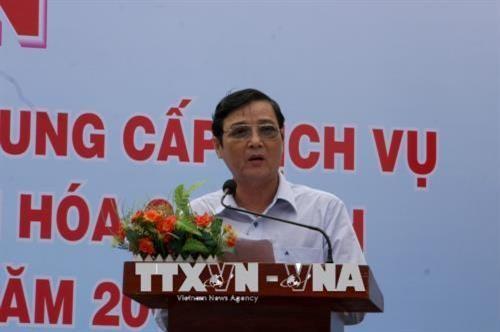 Ho Chi Minh 시: 공단, 어려운 지역에 인구질 제고중시 - ảnh 1