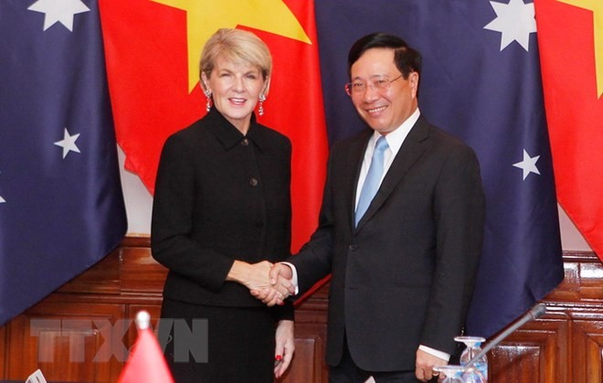 베트남 – 호주 관계 다방면 협력강화 - ảnh 1