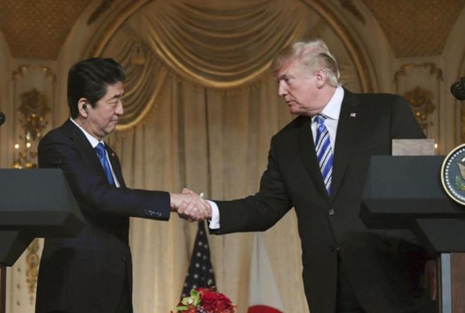 미국과 일본 지도자, 미-조 정상회담 전에 만나기로 - ảnh 1