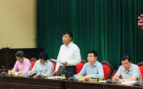 """1,500명 이상의 대표, """"2018년 하노이 – 투자협력 및 개발"""" 회의 참석예정 - ảnh 1"""