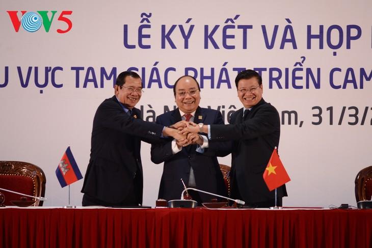 베트남, ACMECS 및 CLMV과 적극적 협력 - ảnh 2