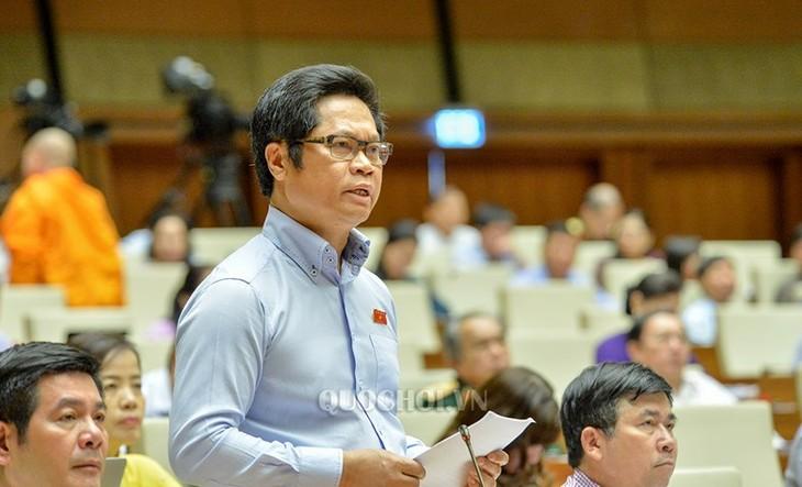 제14기 국회 5차 회의, 법 체제 구축 강화 - ảnh 1