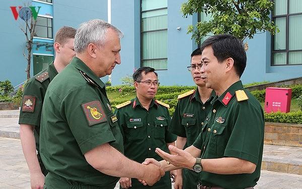 베트남 – 러시아 연방; 유엔평화유지 협력강화 - ảnh 1