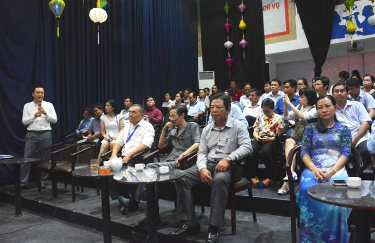 베트남 혁명언론의 날 93주년 기념 활동 - ảnh 1