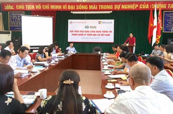 베트남 재난관리에 정보기술 응융 - ảnh 1
