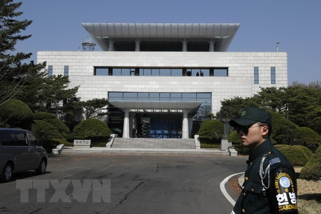 한국 – 조선 인민민주주의공화국; 임업협력 논의 - ảnh 1