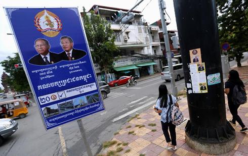 캄보디아 의회 선거: 경제 개발 촉진, 국가 통합 강화    - ảnh 1
