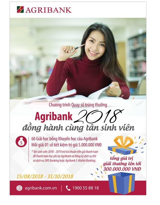 베트남 농업농촌발전은행 (Agribank) 학비수령서비스 - ảnh 1