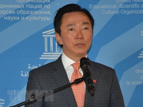 제30차 외교 회의: 새로운 배경 속 국가 정립 - ảnh 1