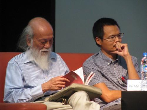 Nguyen Nhat Anh에게 프랑스정부 문학예술 훈장 수여 - ảnh 1