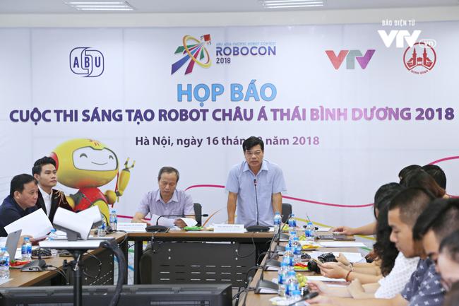 2018년 태평양 – 아세안 로봇 창조대회 - ảnh 1