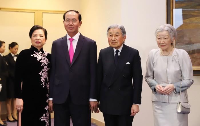 베트남 – 일본 수교 45주년 기념행사 - ảnh 1