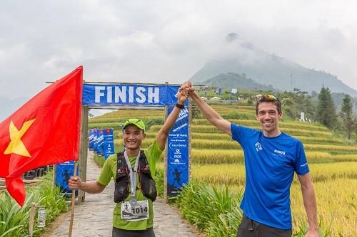 2018년 베트남 산악 마라톤 - ảnh 1