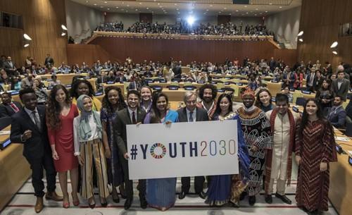 유엔은 새로운 국제 정세 속의  역할을 지속적으로 강조한다. - ảnh 2