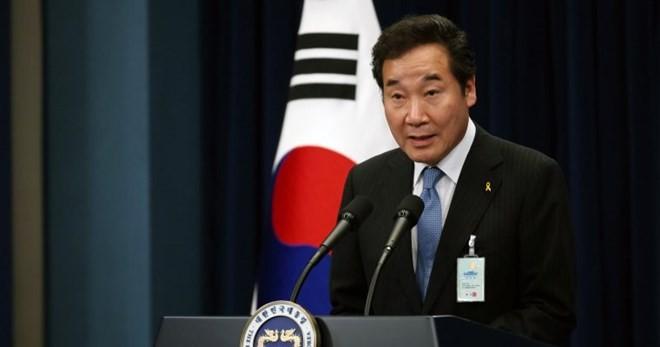 한국총리, 조선 한반도에 평화 희망 강조 - ảnh 1