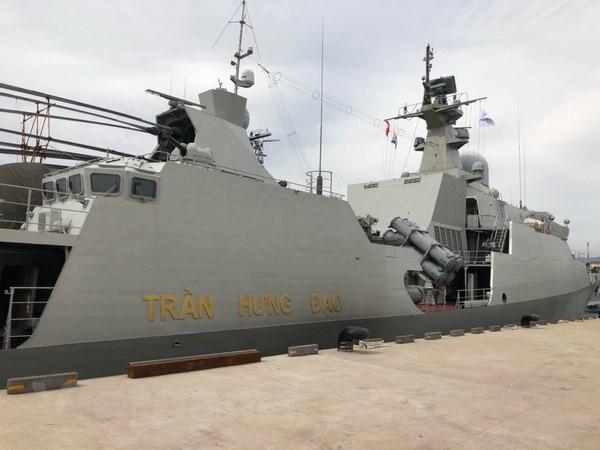 베트남,  한국 국제 군함 열병식에 참가 - ảnh 1
