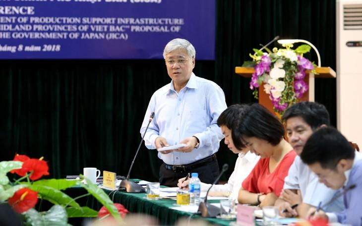 소수 민족 지역 경제 발전을 위한 새로운 사고방식 - ảnh 1