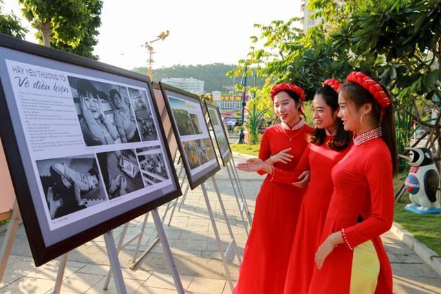 베트남 예술사진 전시회 - ảnh 1