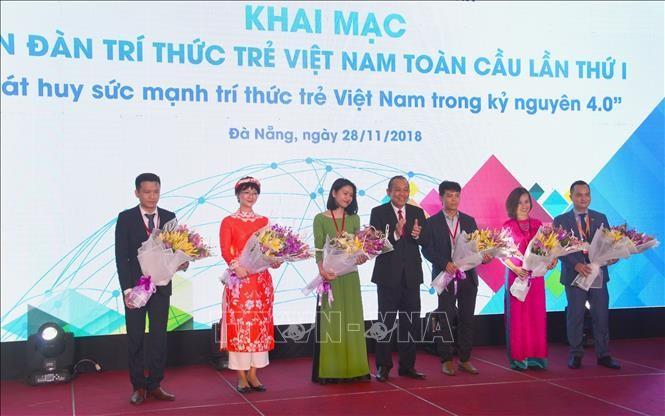 창조 창업에 베트남 청년 지식인들의 힘을 발휘 - ảnh 1