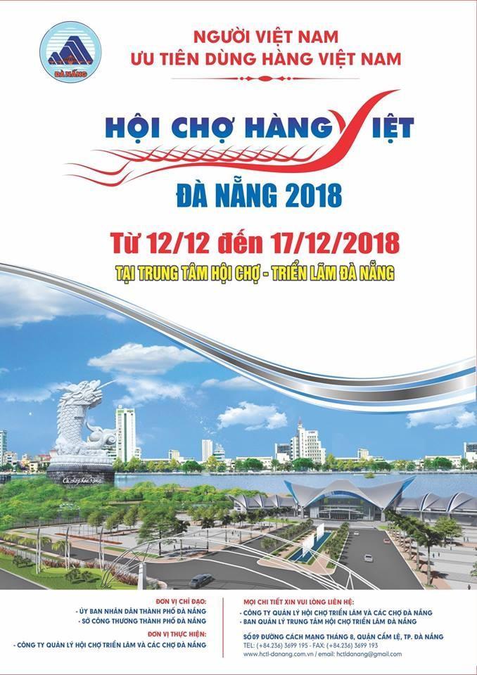 2018년 Da Nang 베트남 상품 전시회 - ảnh 1