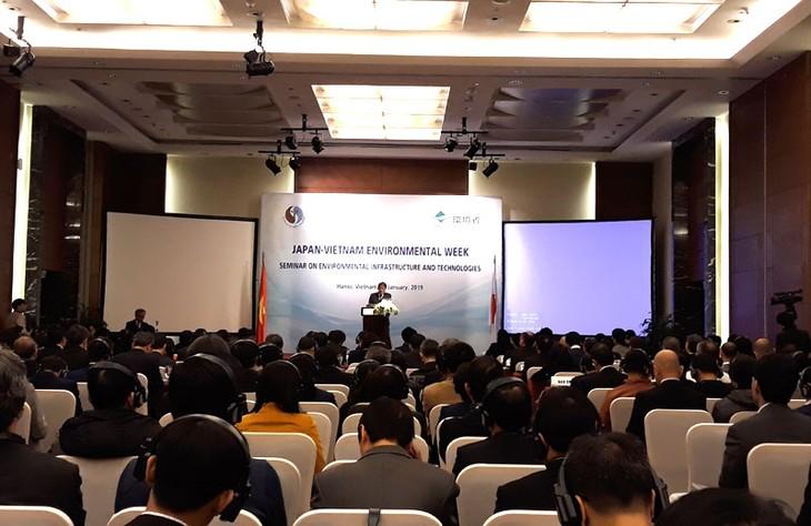 베트남–일본 환경기술 및 인프라 관련 세미나 개최 - ảnh 1