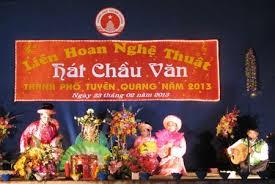Chầu văn - Vietnamese ritual singing - ảnh 4