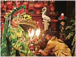Chầu văn - Vietnamese ritual singing - ảnh 3