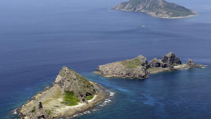 Japan lodges protest over claims of China websites regarding Senkaku Islands - ảnh 1