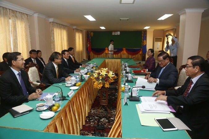 Cambodia releases details of new draft election law  - ảnh 1