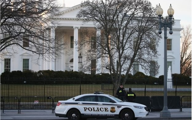 'Cyanide letter' sent to White House - ảnh 1