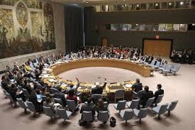 Russia proposed UN Security Council a draft resolution on Ukraine - ảnh 1