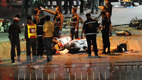 New suspect in Bangkok bombing arrested  - ảnh 1