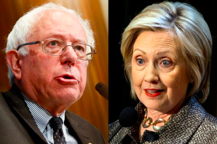 US elections 2016: Bernie Sanders surpasses Hillary Clinton in New Hampshire polls  - ảnh 1