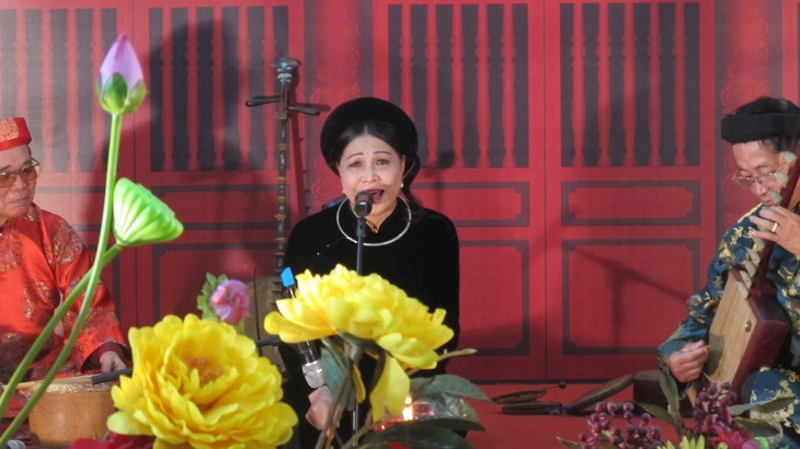 "Traditional folk music program ""Ha Thanh, 36 Old Quarters""  - ảnh 2"
