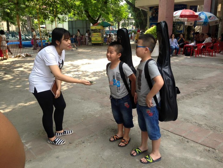 """""""Young Women Making Change""""- a group of young Vietnamese activists on gender equality - ảnh 3"""
