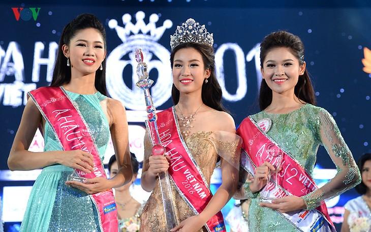 Vietnam beauty pageant 2016  - ảnh 3