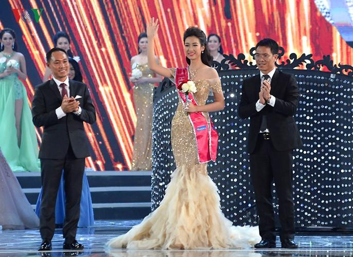 Vietnam beauty pageant 2016  - ảnh 8