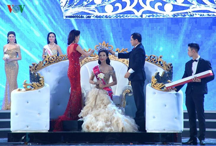 Vietnam beauty pageant 2016  - ảnh 4