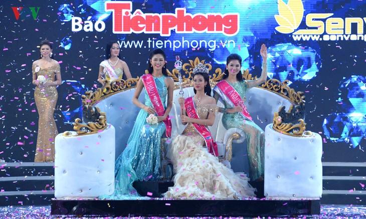 Vietnam beauty pageant 2016  - ảnh 7