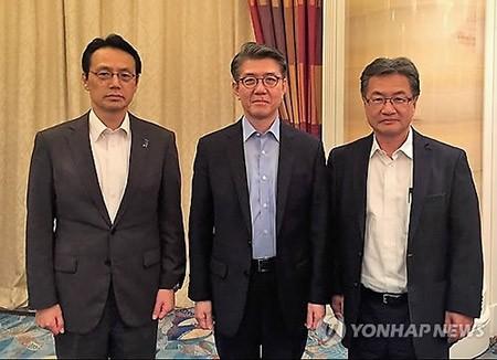 Impulsarán nuevas sanciones contra el programa de misiles norcoreano - ảnh 1