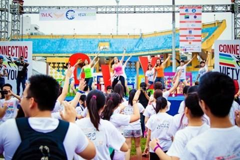 """El programa """"Conexión de la Juventud vietnamita 2017"""" se celebrará en Hanoi - ảnh 1"""