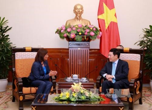 Impulsan las buenas relaciones entre Vietnam y Timor Leste - ảnh 1