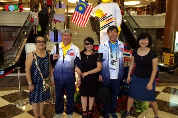 Inauguración de los XIX Juegos Deportivos del Sudeste Asiático en Malasia - ảnh 1