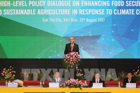Las economías miembros de APEC abogan por garantizar la seguridad alimentaria - ảnh 1