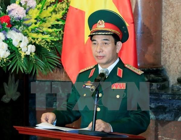 Vietnam participa en la reunión de los jefes de las Fuerzas Armadas de Asia- Pacífico en Canadá - ảnh 1